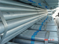 green house Hot dipped Galvanized Steel Pipe/Tube