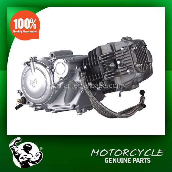 Genuine single cylinder W125-G 125cc zongshen engine for off-road motorcycle
