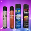 Textile Embroidery Spray Adhesive