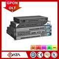 Telecom equipment 1U rack 8 PON support SFP 10ge olt gpon for large internet broadband access project