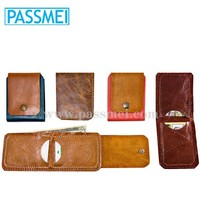 High quality Original leather man wallet