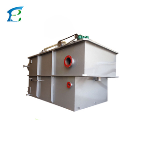 DAF Effluent Treatment Plant And Dissolved Air Flotation Machine For Fishmeal Processing Wastewater