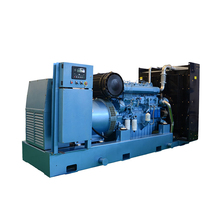 cheap price optional automation 1000kva genset