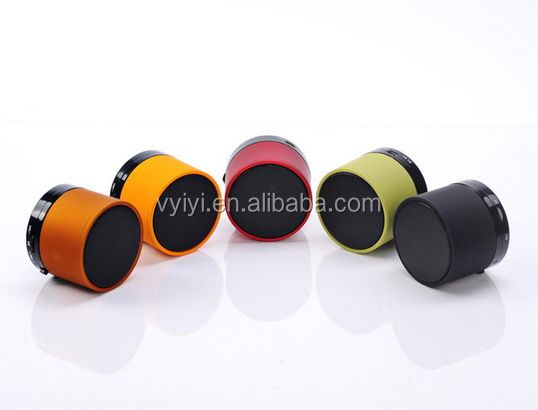 (Top) Wireless Bluetooth Speaker S10 for iPhone/Samsung, Super Bass S10 Mini Bluetooth Speaker Support TF, Portable Speaker S10