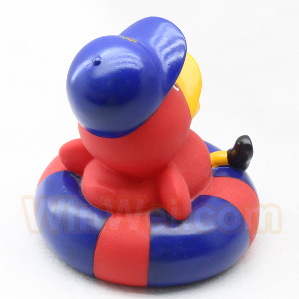 Promotional fashion duck toy