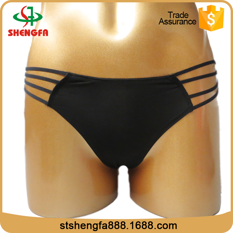 2016 new style nylon thongs women wearing g strings