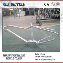27.5 Inch Mid Motor Electric Motorized Bicycle Frame For Sale