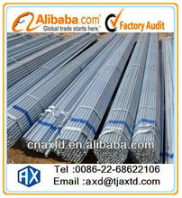 China Factory Steel Tubes for Furniture/Building Material