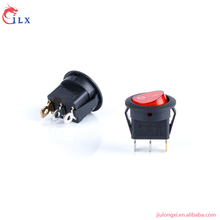3 pin momentary automotive rocker switch t120