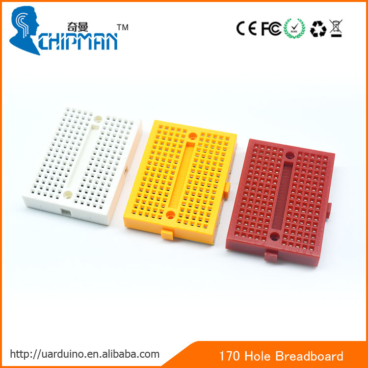 china wholesale 170 points breadboard for arduinos uno r3 alibaba