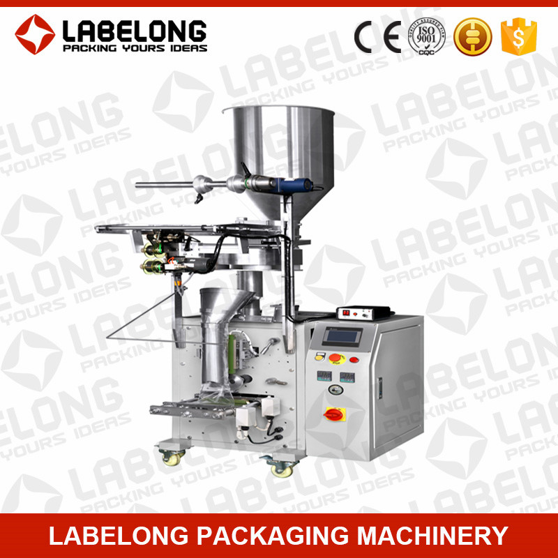 Automatic dried fruits packaging machine