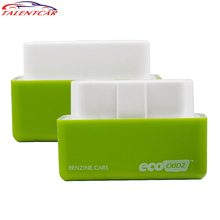 Super ECO OBD2 Chip Tuning Box To Save Fuel & Less Emission OBD2 Chip Tuning For Diesel Benzine Cars ECO OBDII Interface