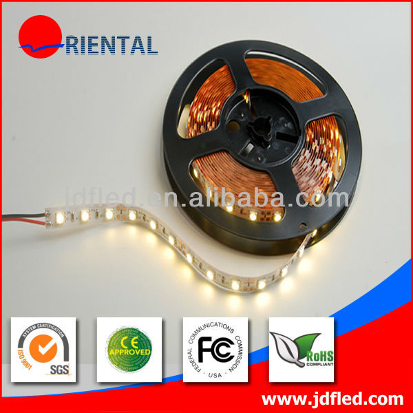 CE&RoHS approved high lumen 335 30leds/m 2.4w/m 5m/roll flexible drl car led strip