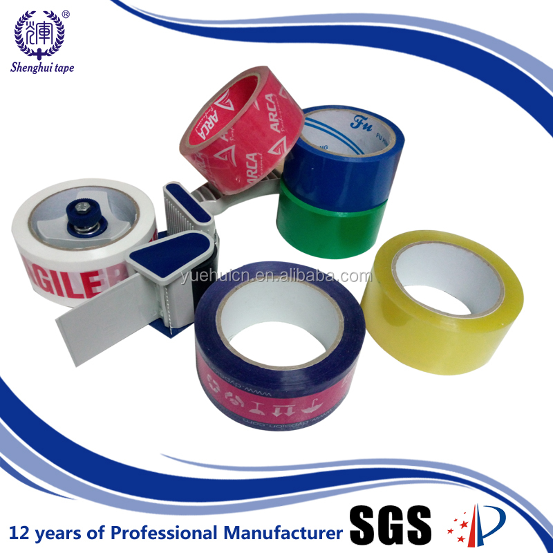 Guangdong factory 100mt industrial acrylic self adhesive tape