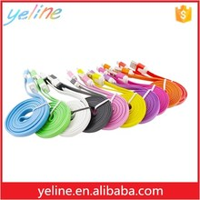 wholesale fectory price phone cable , 3m charging line