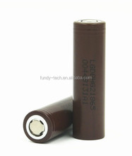 100% original rechargeable battery for LG HG2 3000MAH 18650 batteries lg hg6 lithium battery