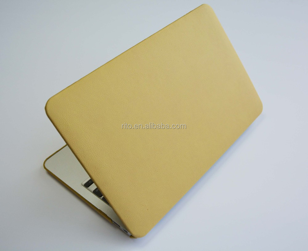 Leather Case for Macbook Air 13,OEM is welcome,China Factory