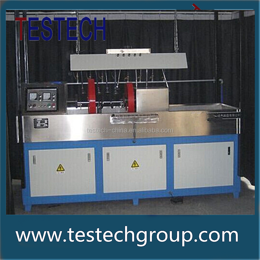 TESTECH magnetic particle testing equipment
