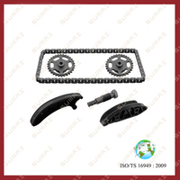timing chain kit used for C-CLASS, W204, OM651 TCK127
