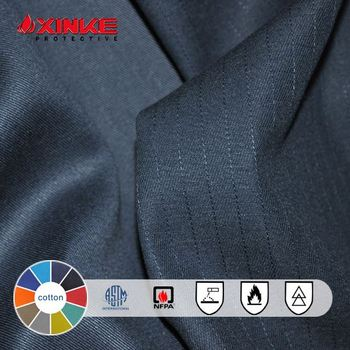 Flame retardant cotton fabric for clothing with Proban