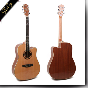 Finlay FL-41YS wholesale guitars hotsale good quality kits string instrument music acoustic guitar