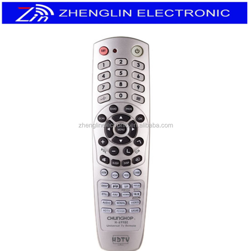 High Quality Learning of Lift TV Remote Control