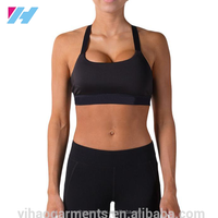 Wholesale Fitness Apparel Yoga Clothing Removable