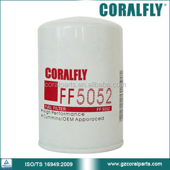 Diesel Engine FF5052 Fuel Filter