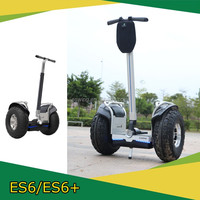 Eswing China Electric Chariot Scooter 2*1200W Brush DC Motor two wheel electric scooter with pedals GPS and rentting system