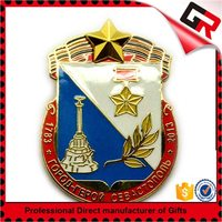 promotion top quality wing metal badge lapel pin