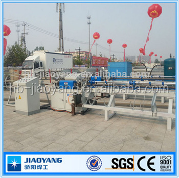 Jiaoyang wire straightening rollers machine