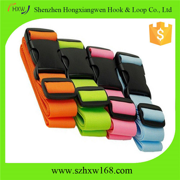 Travelling popular tsa hydratation coded lock baggage strap
