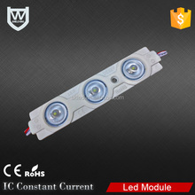 wholesale waterproof 3led 2835 injection module for led letter lights sign