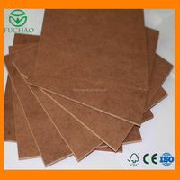 High quality standard size mdf board from china manufacturer