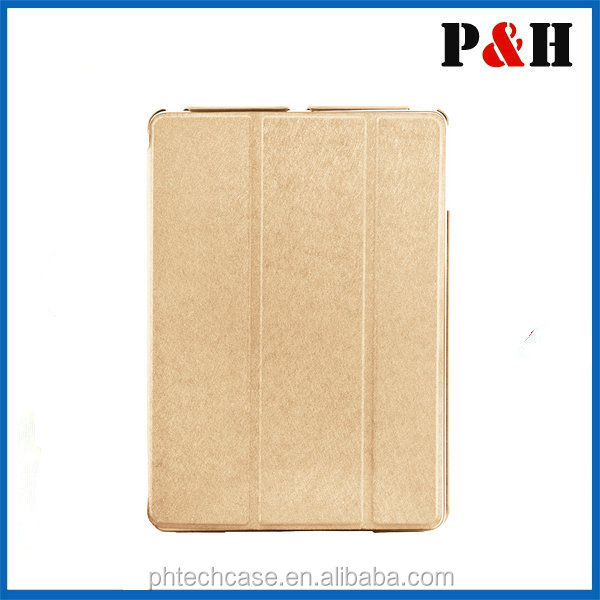 For IPAD4/3/2 covers with kickstand, easy flip book style tablet pc case, for IPAD leather case