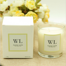 Best Quality Multi Scent Soy Wax Candle Scented for Wedding Decoration