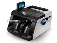 NEW! bill counter GR-6200 Double LCD Screen
