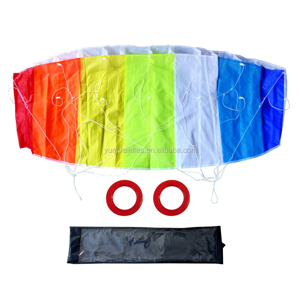 Custom made high quality ripstop nylon or polyester large power kite for sale