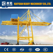 Gantry Type Shore Container Crane Used Cooperatively Spreader