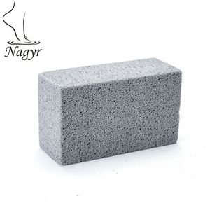 Foam Glass Pumice Grill Stone For Restaurant Kitchen Cleaning Promotional Pumice Stone