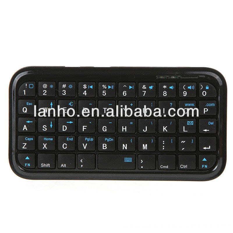 Mini Wireless Bluetooth Keyboard For PS3 PC iPad 2 US Shipping