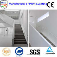 2016 water-based odorless paint for interior wall paint made in China