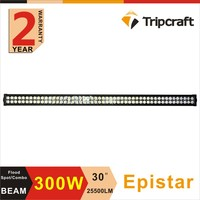 52inch 300w 4x4 Offroad Cheap Led