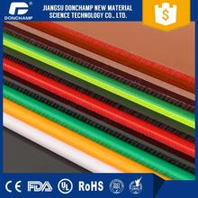 Hot sale pmma material lucite block light guide panel chemical sheet for shoes