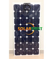 semi flexible solar panel sale high efficiency sun power solar panel