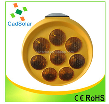 High quality Blinking solar led traffic caution light China Manufacture