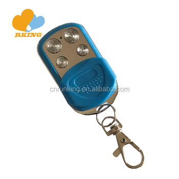 Auto Gate Remote Control Duplicator Adustable Frequcny Fixed Code