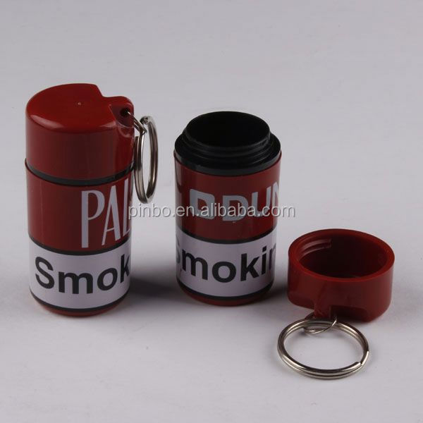 Keyring Travel Designer Outdoor Ashtray