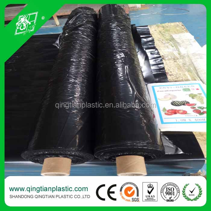 Anti-weed and keep warm mulch film for garlic tomato corn strawberry fruit trees