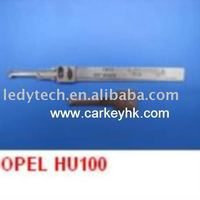 High quality HU100 Opel lock decoder, key reader